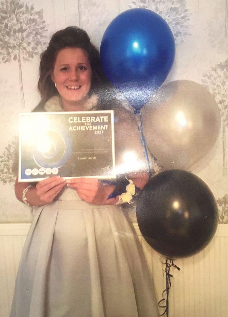 Lauren - Award